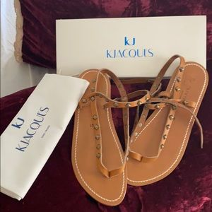 Sandals KJACQUES Delta New with the bix